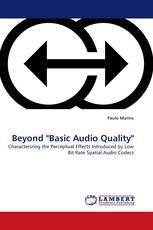 "Beyond ""Basic Audio Quality"""