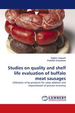 Studies on quality and shelf life evaluation of buffalo meat sausages