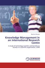 Knowledge Management in an International Research Centre
