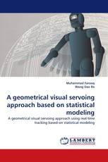 A geometrical visual servoing approach based on statistical modeling