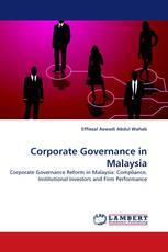 Corporate Governance in Malaysia