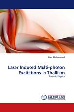 Laser Induced Multi-photon Excitations in Thallium