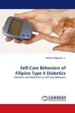 Self-Care Behaviors of Filipino Type II Diabetics