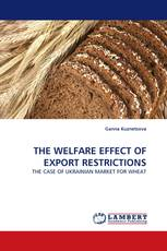 THE WELFARE EFFECT OF EXPORT RESTRICTIONS