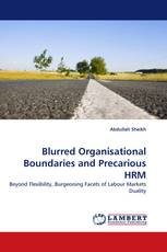 Blurred Organisational Boundaries and Precarious HRM