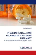 PHARMACEUTICAL CARE PROGRAM IN A NIGERIAN PHARMACY