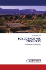 SOIL SCIENCE FOR ENGINEERS