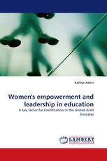 Women's empowerment and leadership in education