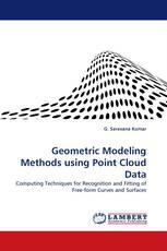 Geometric Modeling Methods using Point Cloud Data