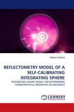 REFLECTOMETRY MODEL OF A SELF-CALIBRATING INTEGRATING SPHERE