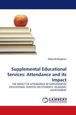 Supplemental Educational Services: Attendance and its Impact
