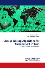 Checkpointing Algorithm for Alchemi.NET in Grid