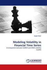 Modeling Volatility in Financial Time Series