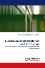 Curriculum Implementation and Instruction