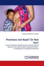 Promises not Kept? Or Not Yet?