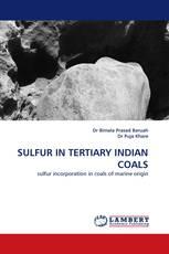 SULFUR IN TERTIARY INDIAN COALS