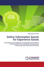 Online Information Search for Experience Goods