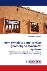 From symplectic and contact geometry to dynamical systems