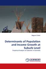 Determinants of Population and Income Growth at Suburb Level