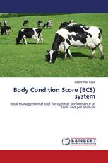 Body Condition Score (BCS) system