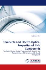 Terahertz and Electro-Optical Properties of III–V Compounds