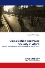 Globalization and Peace Security in Africa