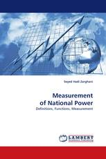 Measurement of National Power