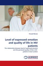 Level of expressed emotion and quality of life in HIV patients