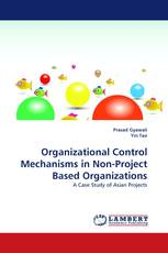 Organizational Control Mechanisms in Non-Project Based Organizations