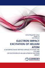 ELECTRON IMPACT EXCITATION OF HELIUM ATOM