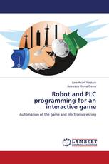 Robot and PLC programming for an interactive game