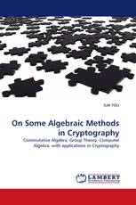 On Some Algebraic Methods in Cryptography
