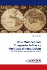 How Multinational Companies Influence Multilateral Negotiations