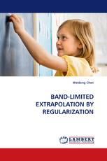 BAND-LIMITED EXTRAPOLATION BY REGULARIZATION