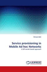 Service provisioning in Mobile Ad hoc Networks