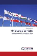 On Olympic Boycotts