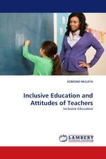 Inclusive Education and Attitudes of Teachers