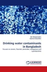 Drinking water contaminants in Bangladesh