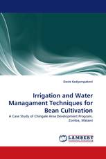 Irrigation and Water Managament Techniques for Bean Cultivation