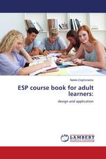 ESP course book for adult learners: