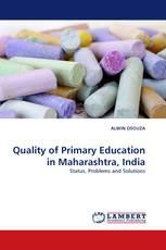 Quality of Primary Education in Maharashtra, India