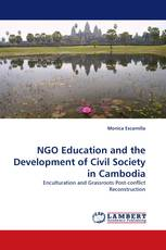 NGO Education and the Development of Civil Society in Cambodia