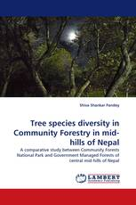 Tree species diversity in Community Forestry in mid-hills of Nepal
