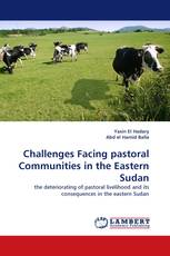 Challenges Facing pastoral Communities in the Eastern Sudan