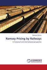 Ramsey Pricing by Railways