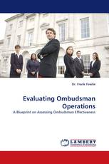 Evaluating Ombudsman Operations
