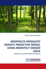 ANOPHELES MOSQUITO DENSITY PREDICTIVE MODEL USING REMOTELY SENSED DATA