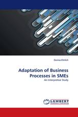Adaptation of Business Processes in SMEs