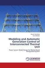 Modeling and Automatic Generation Control of Interconnected Thermal Unit