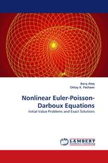 Nonlinear Euler-Poisson-Darboux Equations